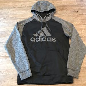 Men's Adidas Climawarm Pullover Hoodie SM